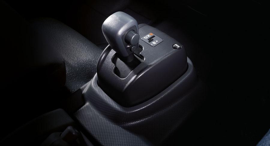Isuzu Nees gearbox